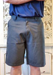 Billabong gray pinstripe shorts
